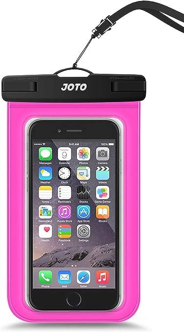 Pixel 3 2 XL HTC LG Sony MOTO Jusqu/à 6 Noir//Blanc//Vert//Clear Galaxy S10 S10e S9 Note 8 6 ProCase Housse /Étanche Universel pour iPhone XS Max XR XS X 8 7 6S Plus Lot de 4 Pochette T/él/éphone /Étanche