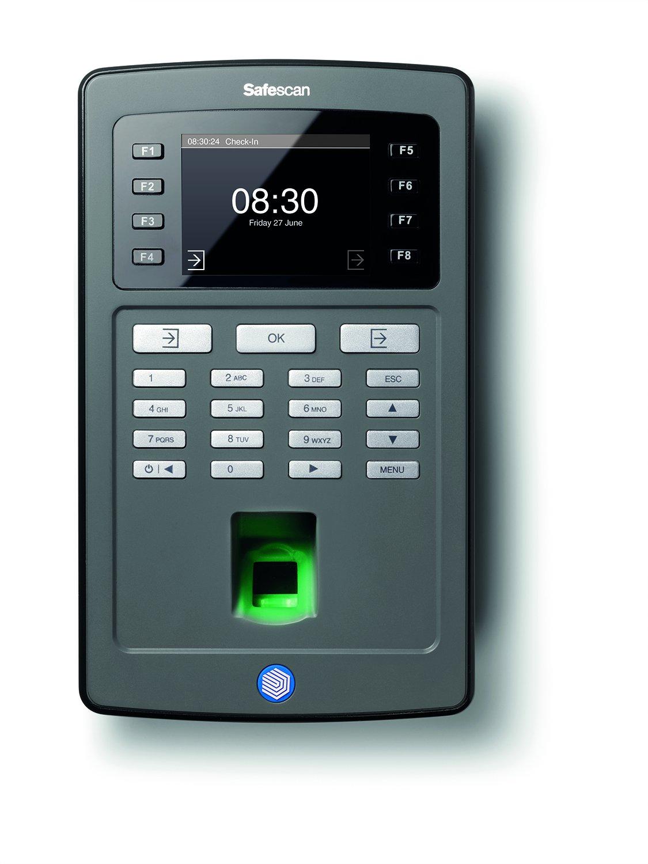 Safescan TA-8030 Time Attendance System - Black