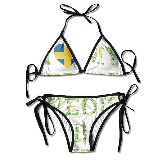 triangle bikini sweden