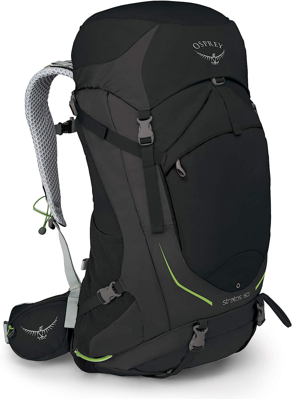Osprey Packs Stratos 50 Men s Backpacking Backpack