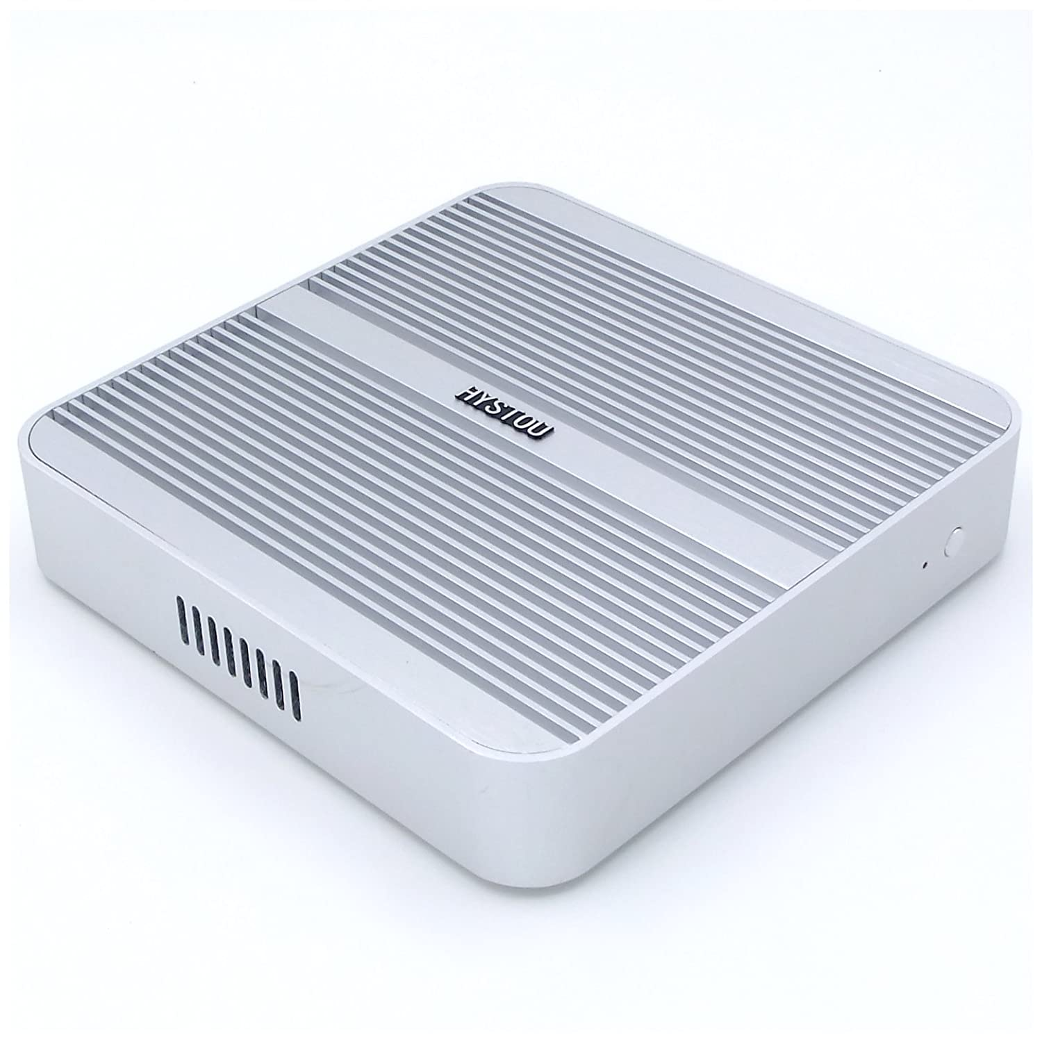 cf17e90371e8 Amazon | HYSTOU FMP03 Intel Core I3-6100U, Gaming Mini Pc, Mini Desktop  Computer, Finless Mini Box PC, Power Interuption Recovery, Support Dual ...