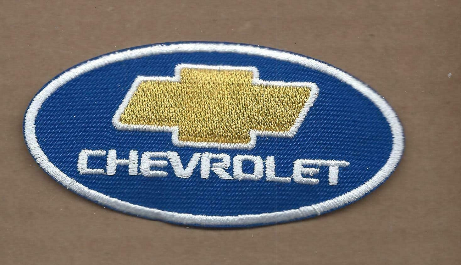 Corvette Iron on Patch Embroidered Patch Chevrolet Muscle Car Pony Car