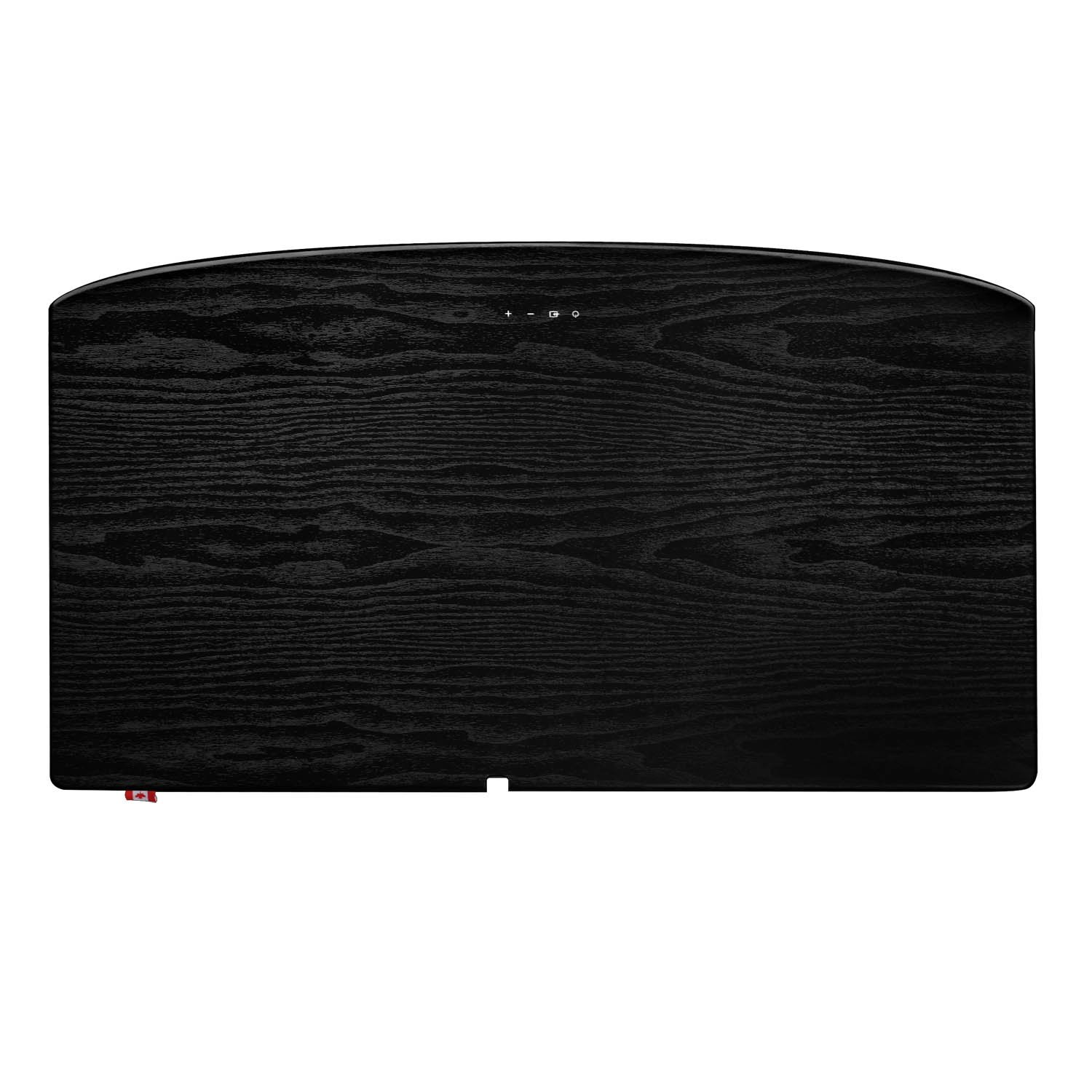 Wide Angle Soundstage Fluance AB40 High Performance Soundbase Home Theater System with 3D Surround Sound /& Enhanced Bass Boost Bluetooth aptX Black Ash