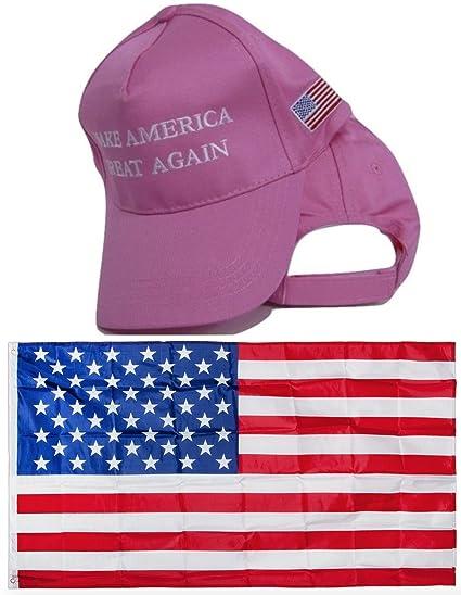 3x5 MWS U.S.A Trump Making America Great Again American Flag 3/'x5/' Grommets