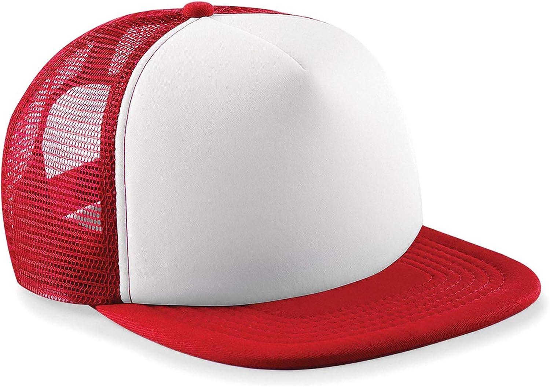 Beechfield Kinder Retro Trucker Mesh Kinder Baseball Cap