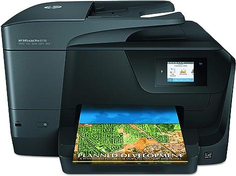 Impresora De Inyección De Tinta Instantánea Hp Officejet Pro 8720 Negro Electronics
