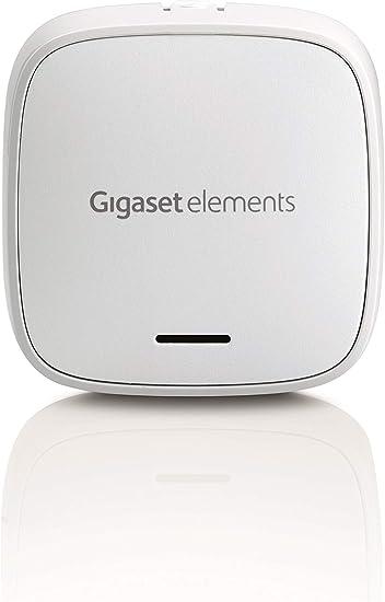 Opinión sobre Sensor para puertas Gigaset - delanteras - puertas francesas - sensor de puerta para el hogar inteligente
