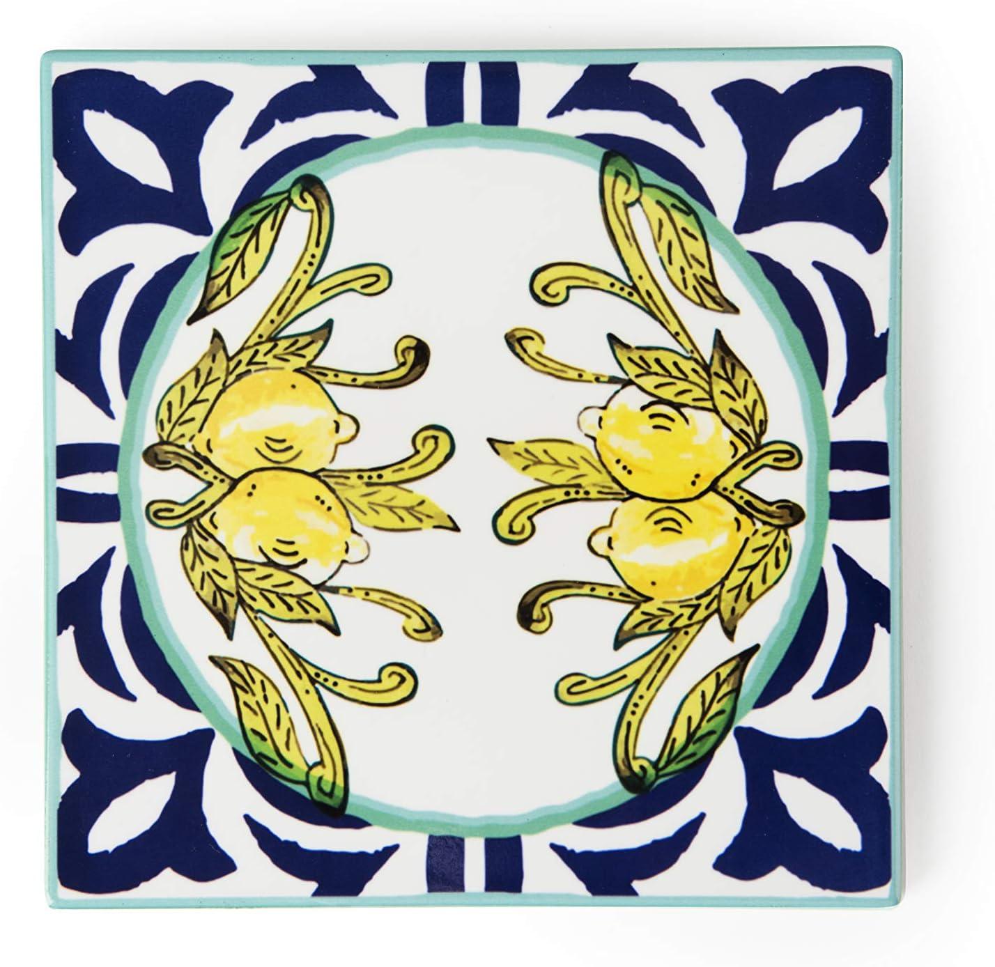 Excelsa Amalfi Sottopentola Ceramica e Sughero
