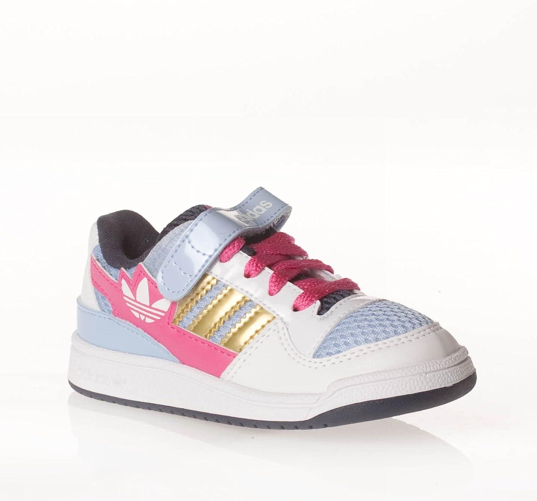 ADIDAS Adidas forum lo i zapatillas moda nino: ADIDAS: Amazon.es ...