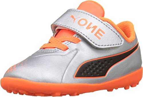 PUMA One 4 Syn TT V Inf, Chaussures de Football Mixte Enfant