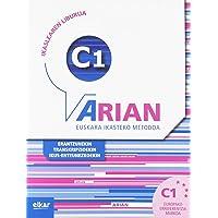 Arian C1 Ikaslearen liburua (+DVD)