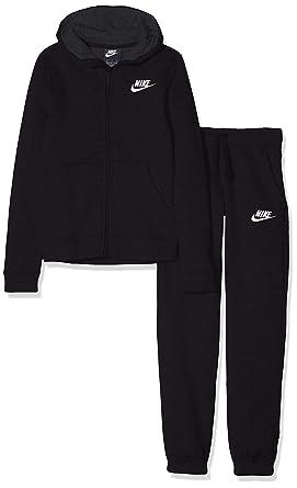 Nike tuta ragazzo Nike sportswear core grigia