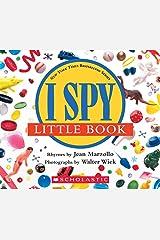 I Spy Little Book Board book
