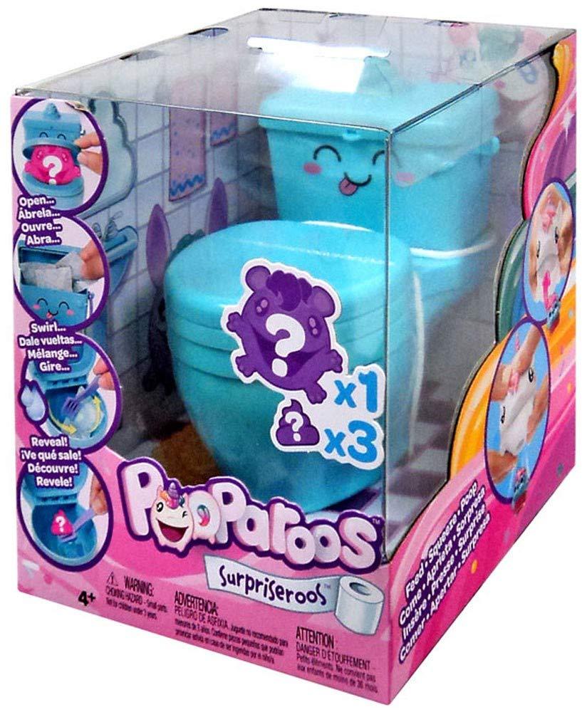 Pooparoos Surpriseroos Figures Styles May Vary Blue