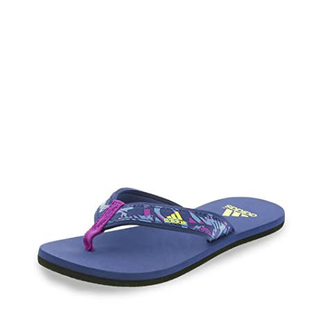 a0f78645452a Image Unavailable. Image not available for. Color  Adidas Beach Thong Kids  ...