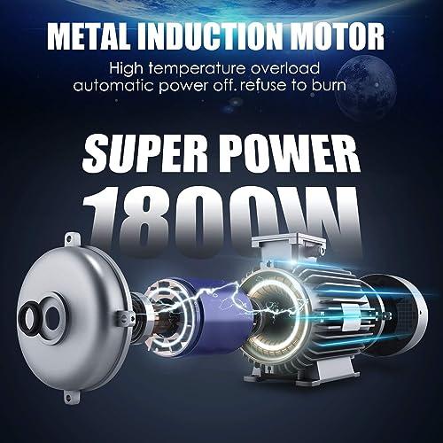 TEANDE 3800psi electric pressure washer