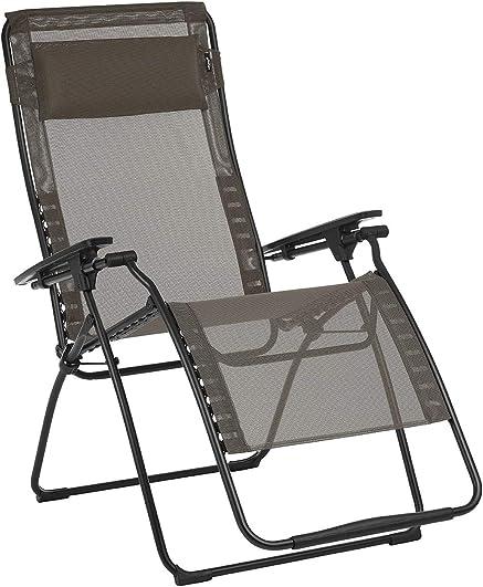 Lafuma LFM3121-8717 Futura Batyline XL Series Outdoor Relaxation Chair