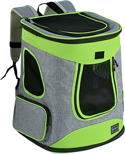 Petsfit-Comfort-Dogs/Cat-Carrier-Backpack,Hold-Pets-up-to-15-LBS