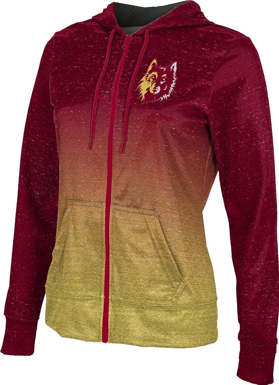 ProSphere Northern State University Girls Zipper Hoodie School Spirit Sweatshirt Ombre