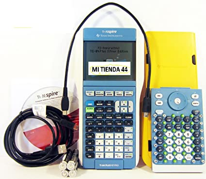 Amazon.com : Texas Instruments TI Nspire Graphing Calculator with ...