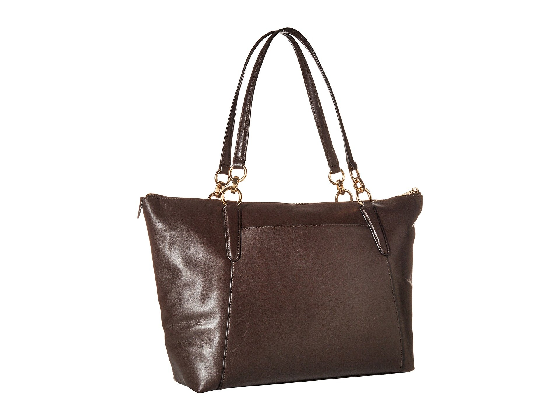 COACH Womens Crossgrain Ava Tote