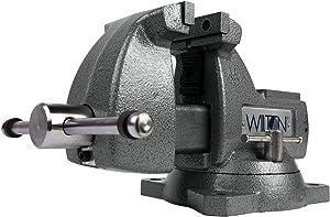 Wilton 744 Mechanics Vise, 4