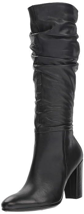 ECCO Damen Shape 35 Slouch Tall Boot Hohe Stiefel: