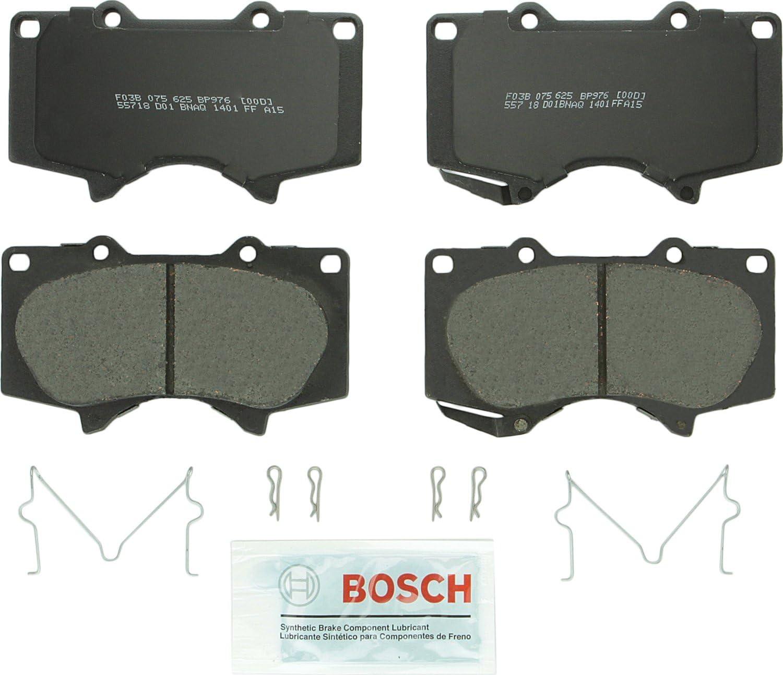 Bosch QuietCast BP918 Disc Brake Pad