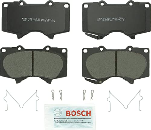 Bosch BP976 QuietCast Premium Front Disc Brake Pad Set