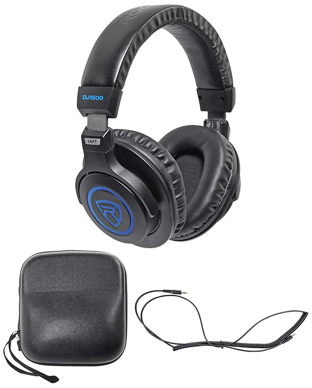 Gemini TT-1100USB Belt Drive USB DJ Turntables+Mixer+Mic+CAMOPACK+Headphones 2