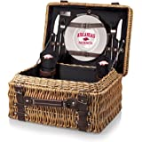 NCAA Champion Picnic Basket with Deluxe Service for Two