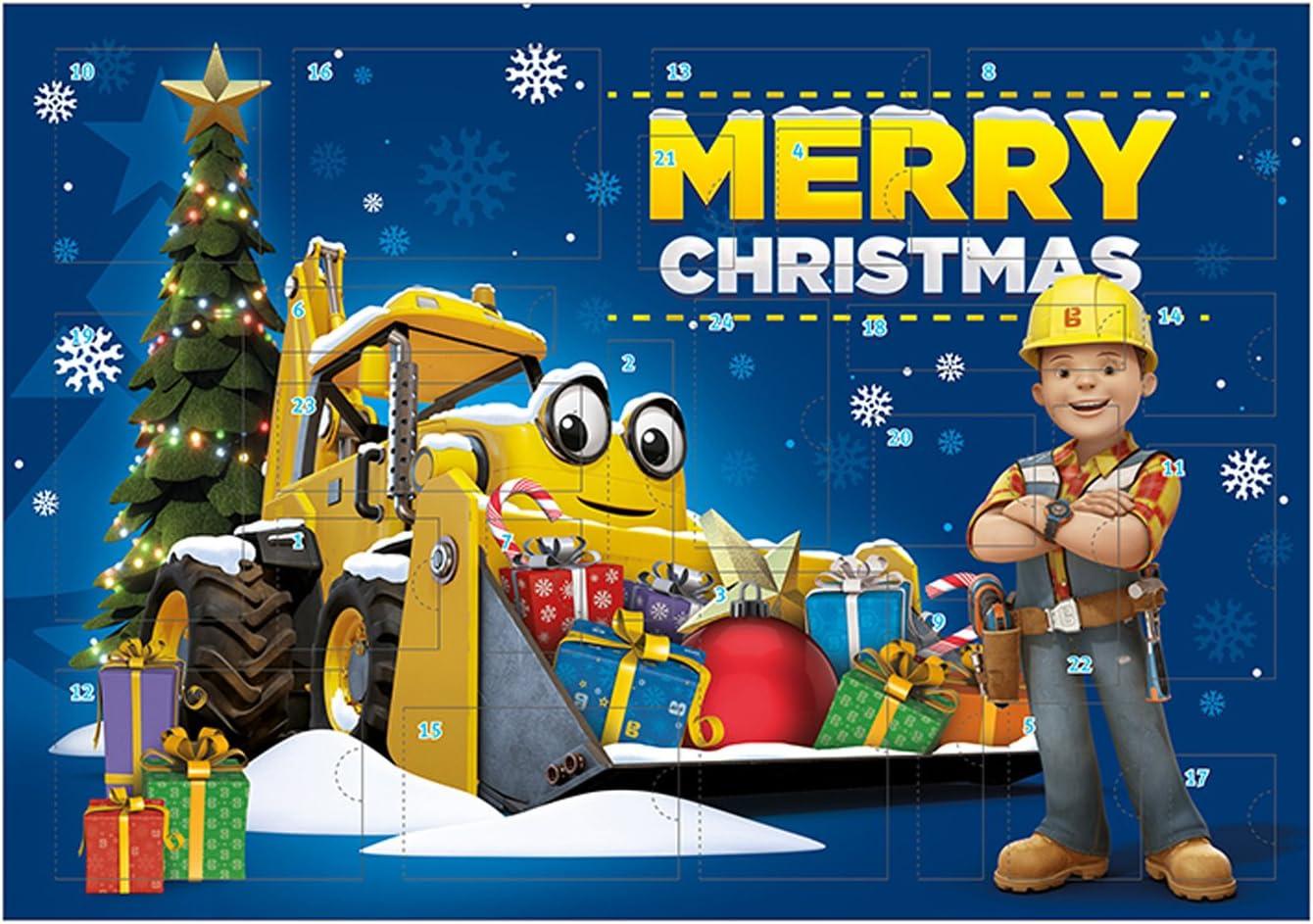 bob the builder advent Calendar