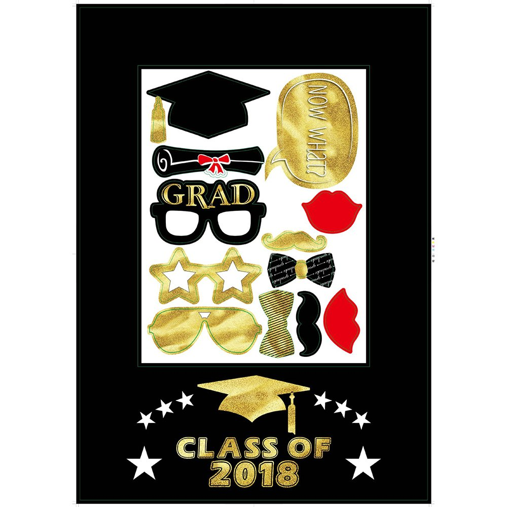caf59dc2 Tik Tok Fashion, 2018 Grad Photo Prop, Graduation Party Supplies,Black  Classics Album,Wedding Posing Frame,Pack of 12: Amazon.ca: Home & Kitchen
