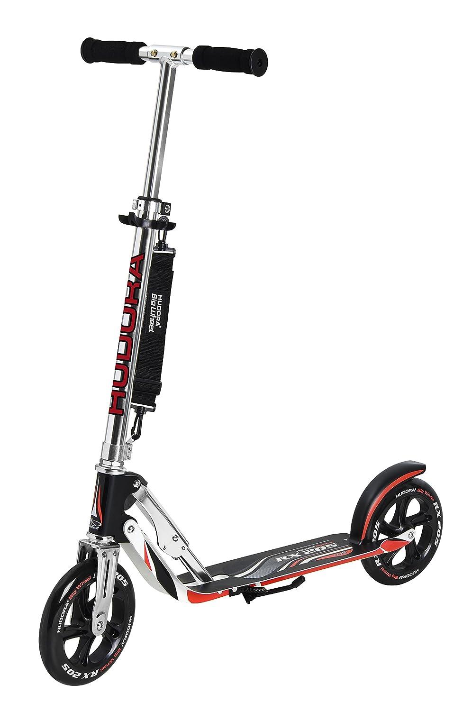 Hodura Hudora - Hudora Big Wheel RX 205, negro/rojo: Amazon ...