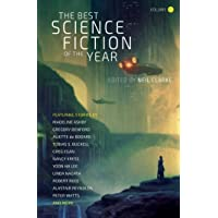 The Best Science Fiction of the Year: Volume Three: 3