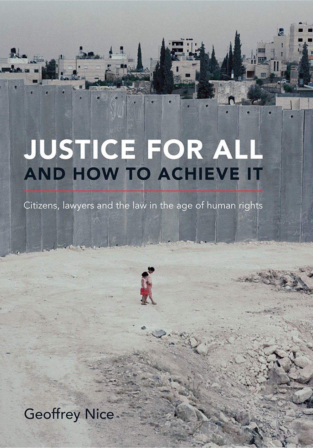 Justice For All and How to Achieve It: Citizens, lawyers and the law in the age of human rights pdf epub