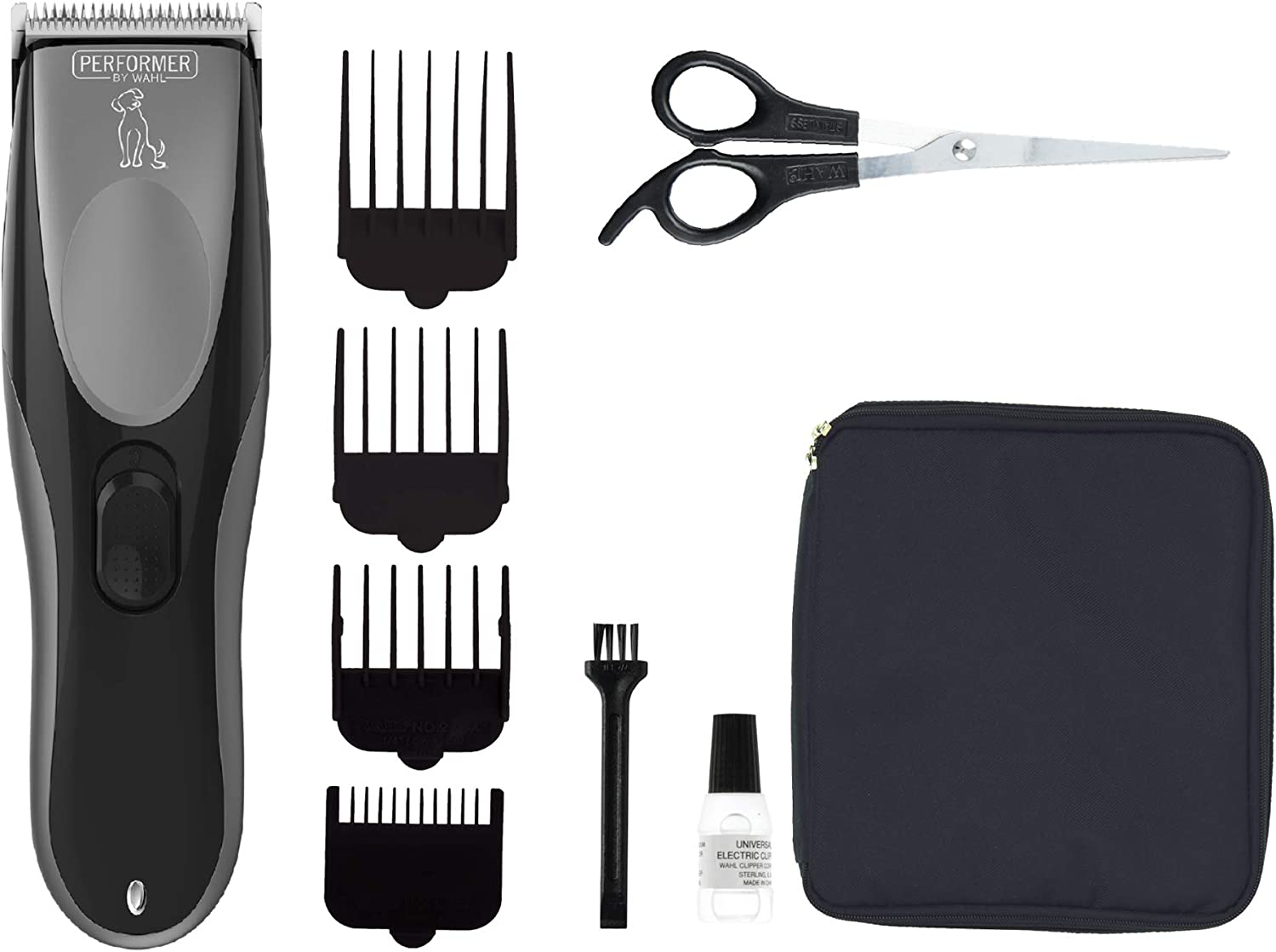 Performer by Wahl Rechargeable Dog Clipper Kit