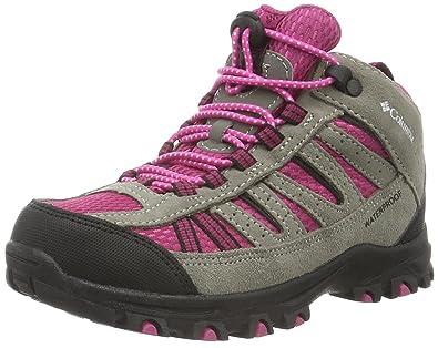Columbia Pisgah Peak Mid Waterproof Chaussure Enfant  - Chaussures Chaussures-de-running