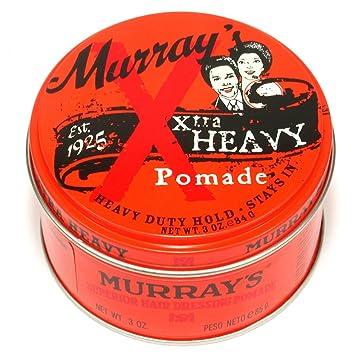 Amazon.com  Murray s Extra Heavy Hair Pomade  Beauty 2e4714abb0