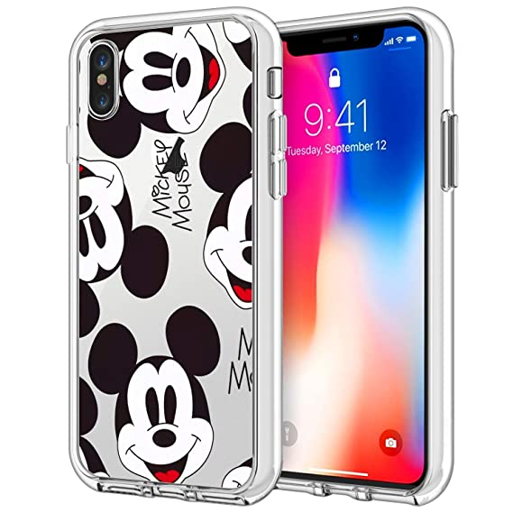 Amazon Com Disney Collection Cute Clear Mickey Mouse Wallpaper