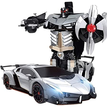 MUMUMI RC Robot Transformers Autobot RC Car Transformador ...
