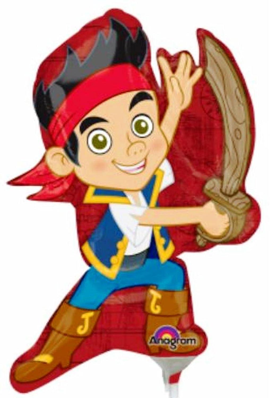 Amscan International - Mini forma Jake Jake y los Piratas: Amazon ...