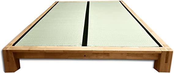Futon On Line Cama Tokio Tatami, Natural, 200x180x20 cm ...