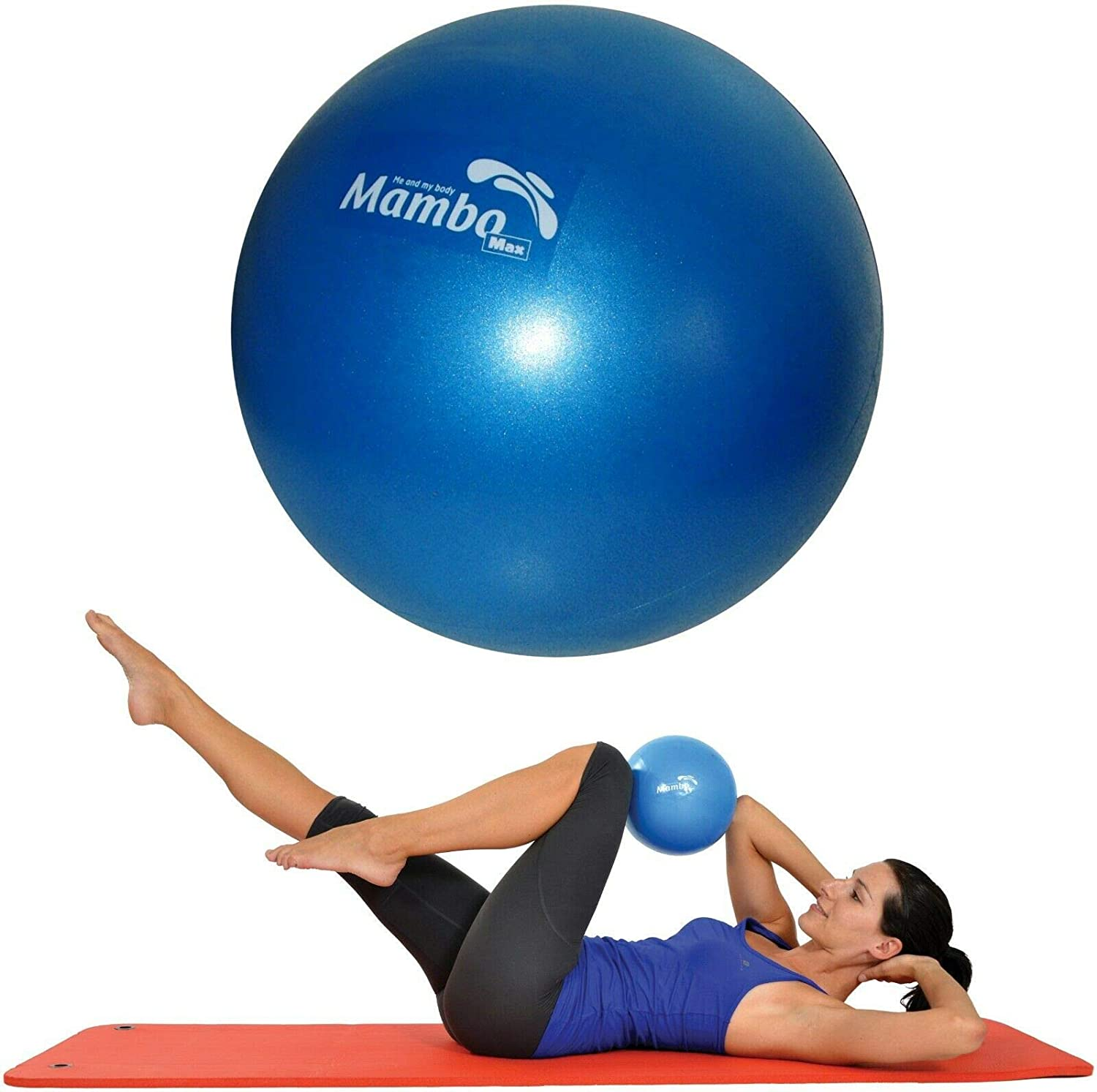 Gymnic 04-010103 Over Ball Slowmotion - Pelotas (26 cm): Amazon.es ...