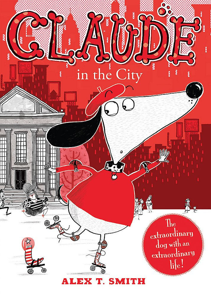 Claude in the City: Amazon.co.uk: Smith, Alex T.: 9780340998991: Books