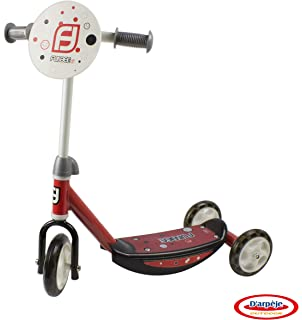 Barbie Dreamtopia Kinder Barbie-3 R/äder Scooter Kid Mehrfarbig