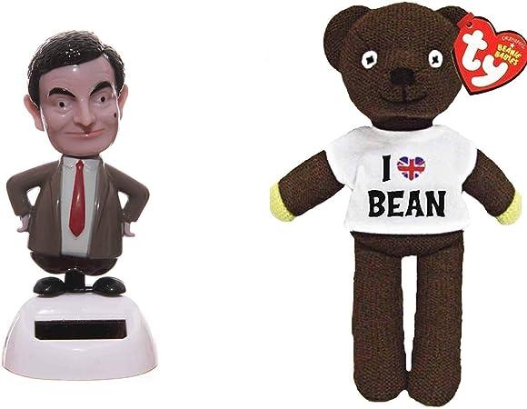 Mr de Bean Nounours Bonnet Officiel Doux Jouet Collection Par Ty 46179 25cm