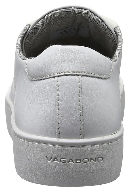 4326-201, Basses Femme - Blanc - Blanc (White), 38 EUVagabond