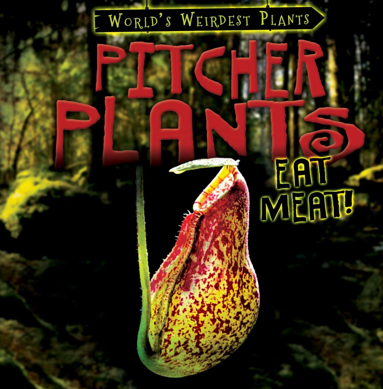 Pitcher Plants Eat Meat! (World's Weirdest Plants)