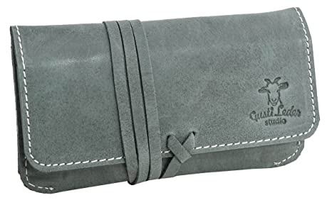 Gusti 2T1-22-12 Leder Studio, Bolso para el Tabaco de Liar Vintage Retro